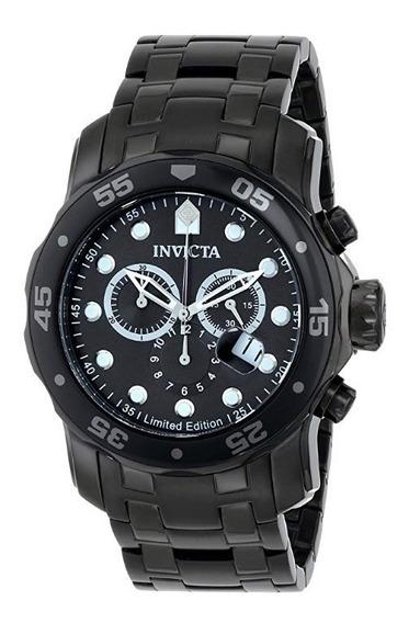 Relógio Invicta 0076 Limited Edition A Prova D
