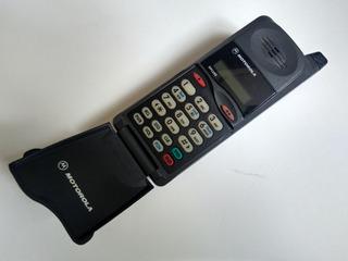 Celular Antigo Motorola Microtac 650e Para Colecionador