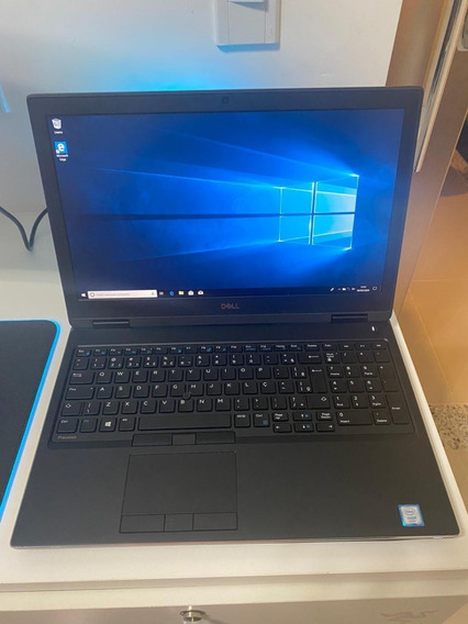 Notebook Dell Precision 7530 64gb Intel Xeon 2,7ghz 512nvme