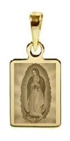 Pingente Nossa Senhora Guadalupe Ouro 18 K P Colar Pg21
