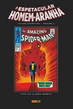 O Espetacular Homem-aranha - Volume 3 - Edição Definitiva