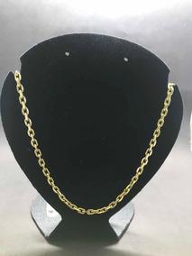 Corrente Maciça - Ouro 18k - 64,50gramas - 60 Cm