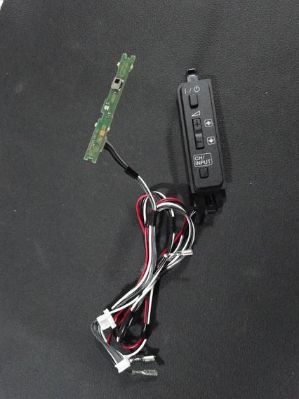 Teclado E Sensor Sony Kdl-32r435a