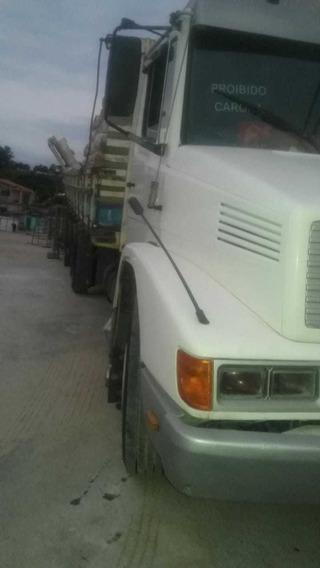 Mb Truck 6x2 1618 Ano 1995 C Carroceria
