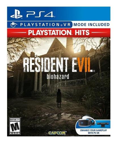 Imagen 1 de 3 de Resident Evil 7: Biohazard Capcom PS4 Digital