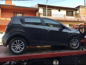 Chevrolet Sonic Ltz Dado De Baja (alta Motor)