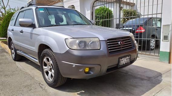 Por Viaje. Vendo Mi Subaru Forester 2006