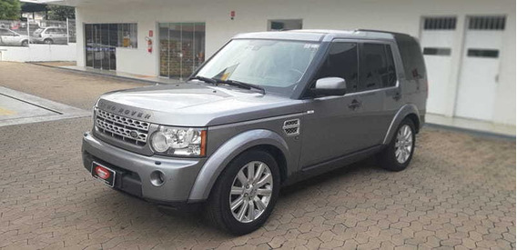 Land Rover - Discovery 4 2.7 Se 2012