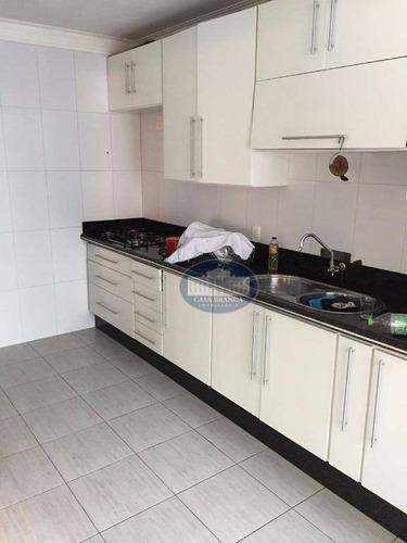 Casa Residencial À Venda, Planalto, Araçatuba. - Ca0706