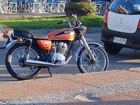 Honda Cg 125 Única En Su Estado