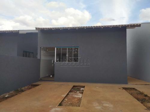 Imagem 1 de 15 de Casa Com 2 Dorms, Jardim Pedroso, Jaboticabal - R$ 145 Mil, Cod: 1723332 - V1723332