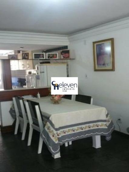 Village Para Venda Itapuã, Salvador 2 Dormitórios, 1 Sala, 1 Banheiro, 2 Vagas, 76 M². - Ca00103 - 32165719