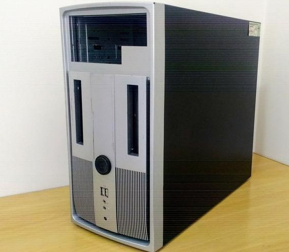 Gabinete Cpu Firstline F326 Com Fonte