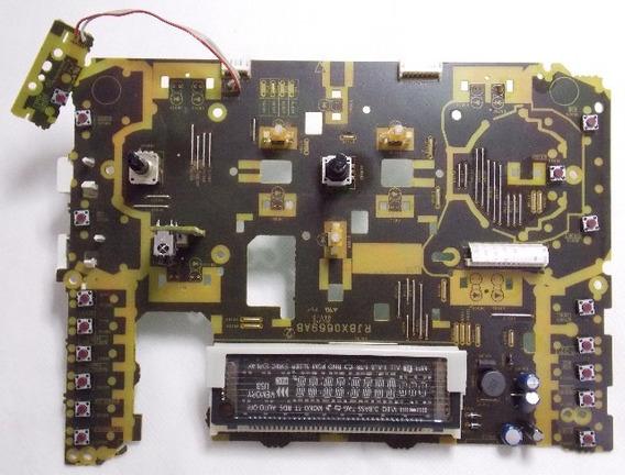 Placa Painel Micro System Panasonic Sa-akx50 (5413d)