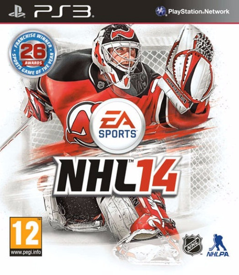 Jogo Nhl 14 2014 Playstation 3 Ps3 Mídia Física Pronta Entre