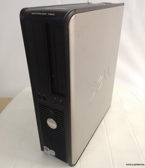 Pc Dell 760 Core 2 Duo 2 Gb Hd 160