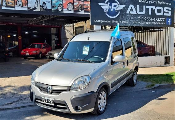 Renault Kangoo 1.6 Authentique Plus 7 Asientos
