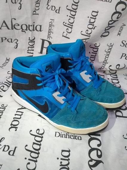 Tênis Nike Air Azul T42