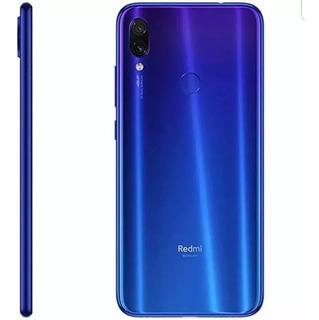 Celular Xiaomi Note 7 64/4gb Versão Global Aurora Azul