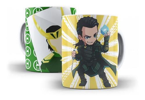 Imagem 1 de 7 de Canecas Personalizadas  Vingadores  !!!!