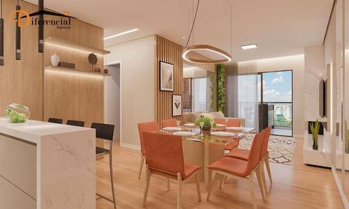 Cobertura Com 4 Dormitórios À Venda, 211 M² Por R$ 1.601.232,32 - Bacacheri - Curitiba/pr - Co0220