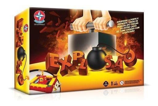 Jogo Explosão - Estrela
