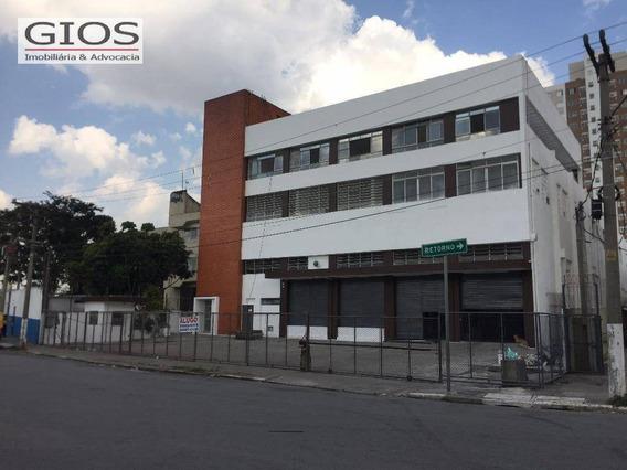 Galpão Industrial Para Venda E Locação, Limão, São Paulo - Ga0061. - Ga0061