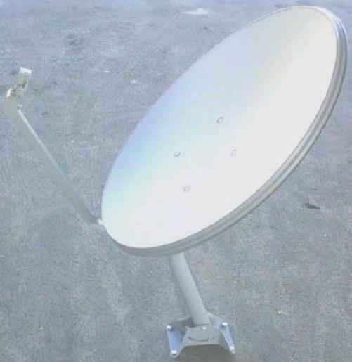 Antena Ku 60cm (200pçs)