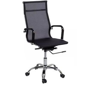 Cadeira Escritório Charles Eames Telinha Presidente Tela