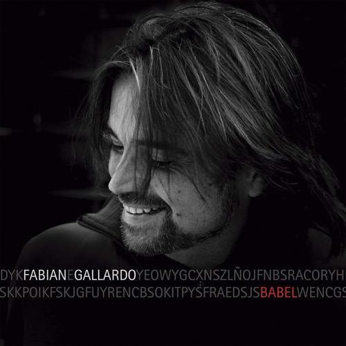 Fabián Gallardo - Babel - Cd