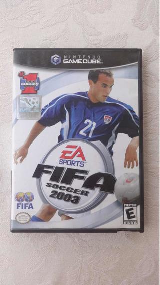 Fifa Soccer 2003 (nintendo Game Cube)