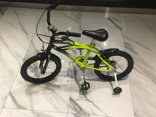 Bicicleta Olimpia Rodado 16