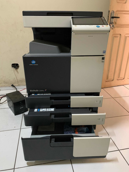 Impressora Minolta Bizhub C284e