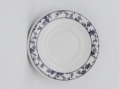 Yh 2 Platos Microwave And Dishwasher Ceramica Andina Cobalto