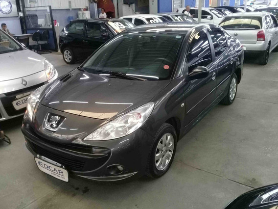 Peugeot 207 Sedan Passion Xr Sport 1.4 Flex Completo