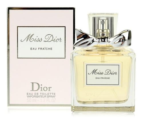 Perfume Original Dior Miss Dior Eau Fraiche Edt 50ml