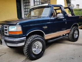 Ford Bronco Edy Bawer