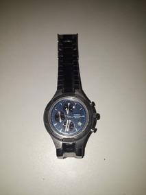 Relógio Timex Chronograph Wr 50m Em Inox