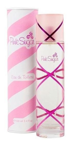 Decant Amostra - 5ml Pink Sugar Aquolina Original Spray