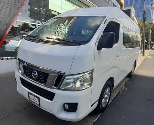 Imagen 1 de 15 de Nissan Urvan 12 Pas 2014