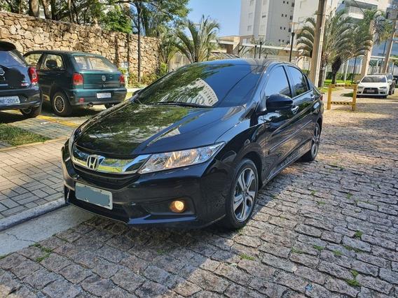 Honda City 1.5 Exl Flex Aut. 4p 2016