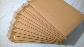 Envelope De Papel Kraft De 80 Gr 19x25 C/bolha (100 Peças)