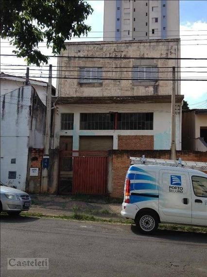 Casa Residencial À Venda, Jardim Proença, Campinas. - Ca1878