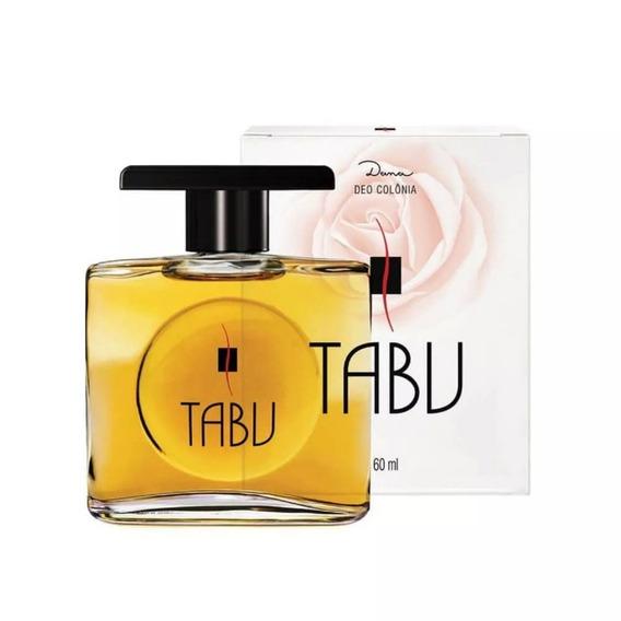 Perfume Tabu 60 Ml Deo Colonia Dona 100% Original