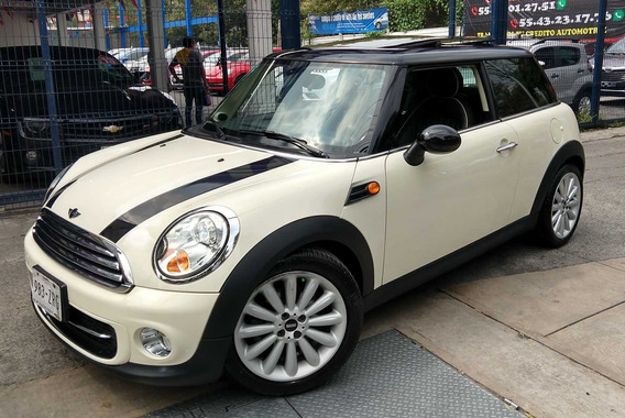 Mini Cooper Pepper Automatico 3pts Modelo 2013