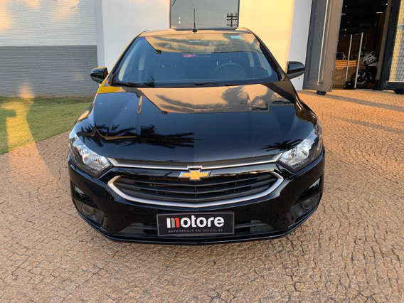 Chevrolet Onix 1.0 Lt 2018 Completo Apenas 34mkm