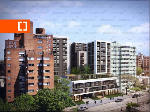 Venta De Apartamento Obra Construcción Monoambiente En La Blanqueada, Ventura Boulevard  A   Unidad 206