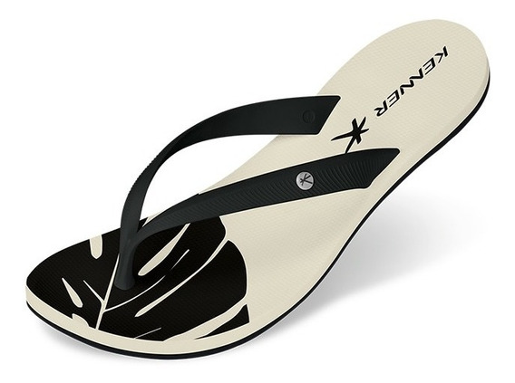 Sandália Kenner Ibiza Leaf Original Hfy