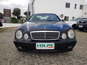 Mercedes-benz Clk 430 Elegance 4.3 V-8 2p 2000