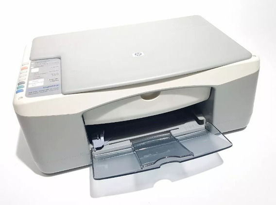 Multifuncional Hp - Cópia, Digitalização E Impressão